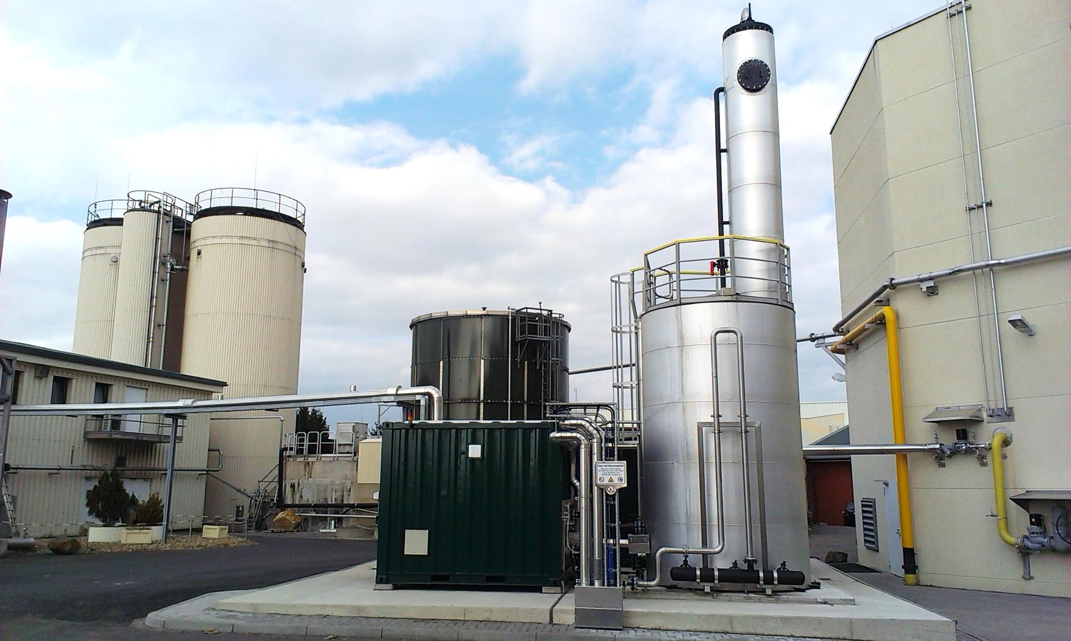 Econvert Dsulph reactor
